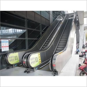 Stainless Steel Automatic Escalator