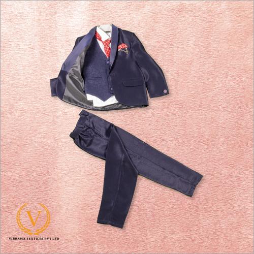 Boys Designer 3 Piece Suit