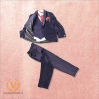 Boys Designer 3 Piece Suit