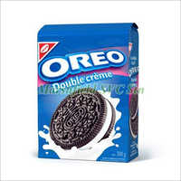 Oreo Double Creme Sandwich Cookies Biscuits