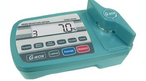 Seed Moisture Meter