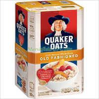 100% Pure Quaker Oats