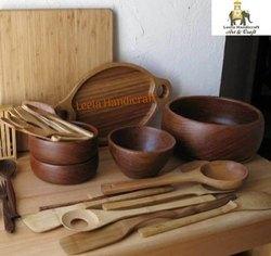 Wood Kitchen Accessories