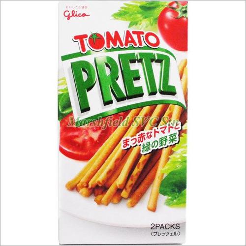 60gm Glico Pretz Tomato Pretzel Sticks