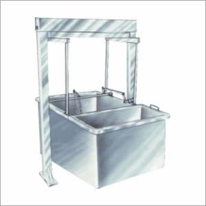 Industrial Milk Weighing Bowl