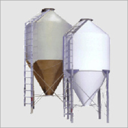 Industrial Bulk Silo Weighing