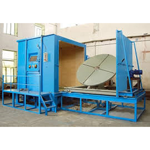 Tyre Mold Cleaning Machine