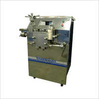 Stainless Steel Ice Cream Homogenizer