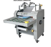 Double Side Thermal Lamination M/c Gbt -490 / 19