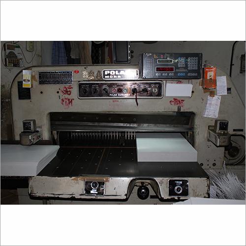 Polar Mohr Cutting Machine Program