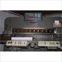 Cutting Program for Gullotine Paper Machine