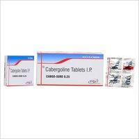 Cabergoline Tablets
