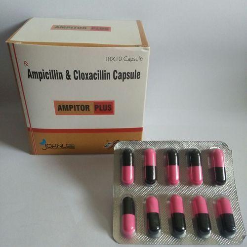 Ampicillin  + Cloxacillin Capsules