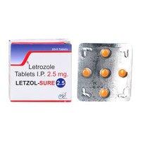 LetrozoleTablets IP 2.5 mg