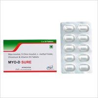 Myo-Inositol Tablets