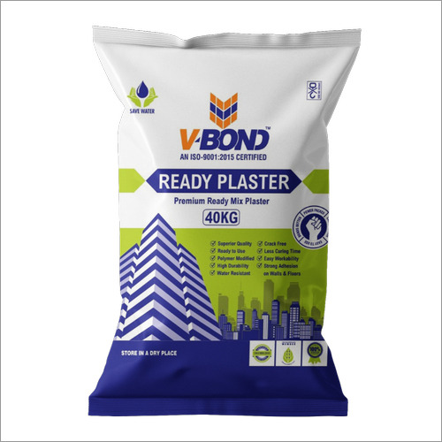 40 Kg V Bond Ready Mix Plaster