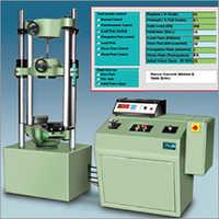 Servo Controlled Universal Testing Machines
