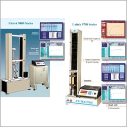 Computer Controlled Universal Testing Machines