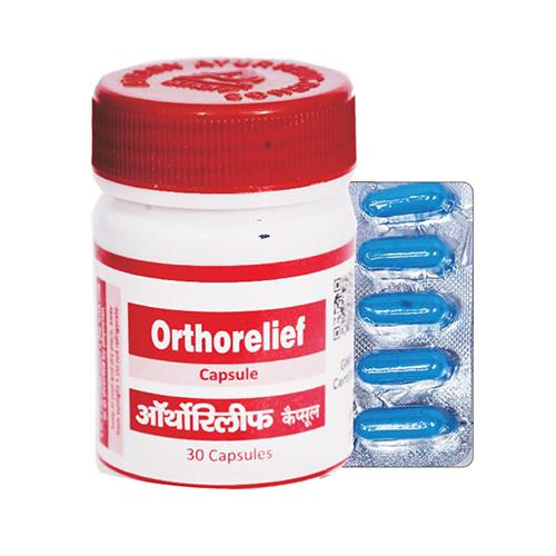 Orthorelief Capsule