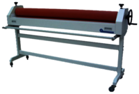 Manual Cold Lamination Machine Clm 1600 / 63