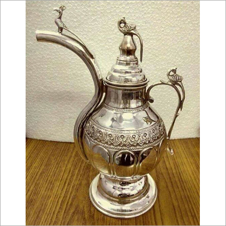 Silver Article Handicraft Pot