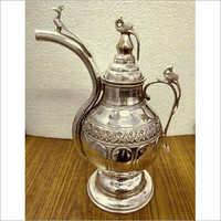 Silver Article Handicraft Pot