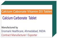Calcium Carbonate Effervescent Tablets