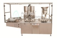 Powder Filling Machine for Glass Bottles