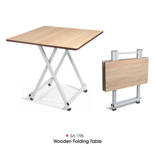 SA-190  Wooden Folding Table