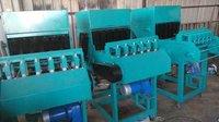 horizental cashew shelling machine