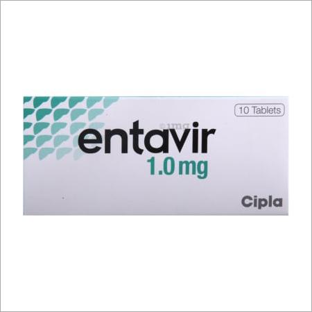 Entavir 1 mg Tablet