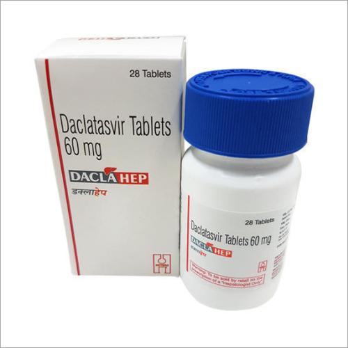 Daclahep 60 Tablet