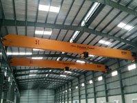 5T Single Girder Overhead Crane