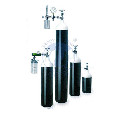 Oxygen Cylinder with Regulator