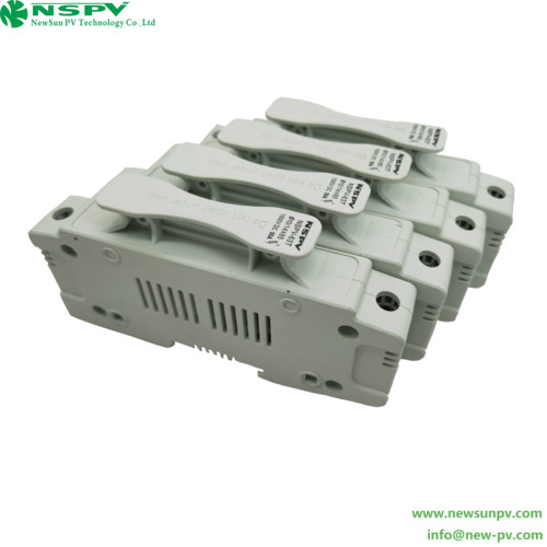 New Best Quality Promotional Supplier Wholesale Solar Fuse Holder 50A