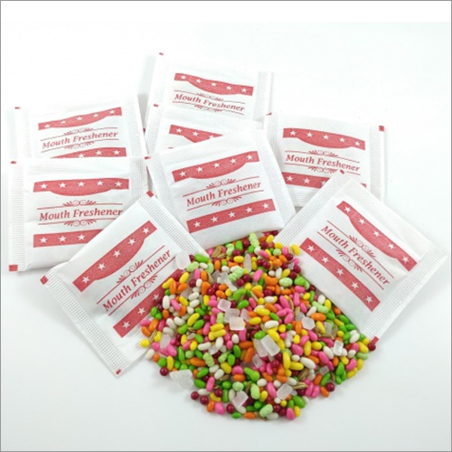 Gulmohar Mouth Fresheners Paper Pouches