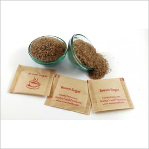 Brown Sugar Paper Pouches Pack of 100 Pouches