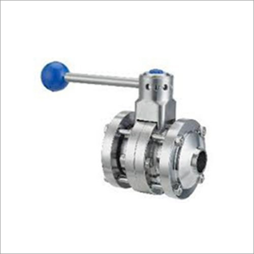 3 Piece Weldable Butterfly Valves