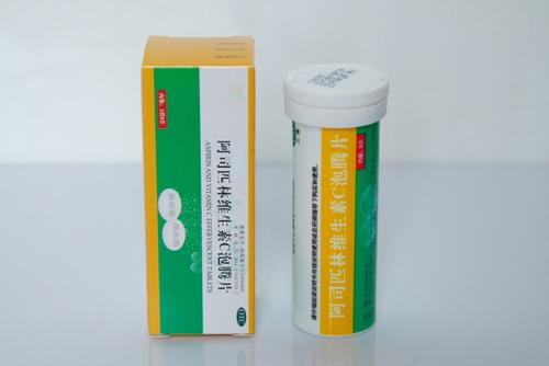 Paracetamol & Vitamin C  Effervescent Tablets