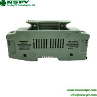 1500vdc Fuse Holder Convenient Operation Photovoltaic Solar Panel Fuse Base Holder