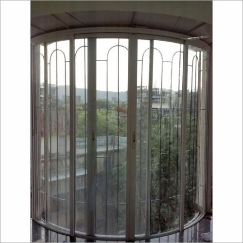 Aluminium Round Window
