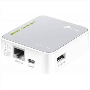 TP-Link 300Mbps Wireless 3G-4G Portable Router