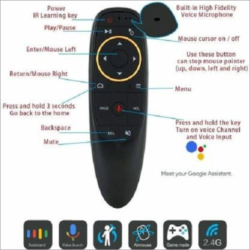 G10 Voice Remote