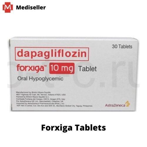 Forxiga 10 Mg Tablets