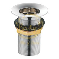 CP waste coupling full thread