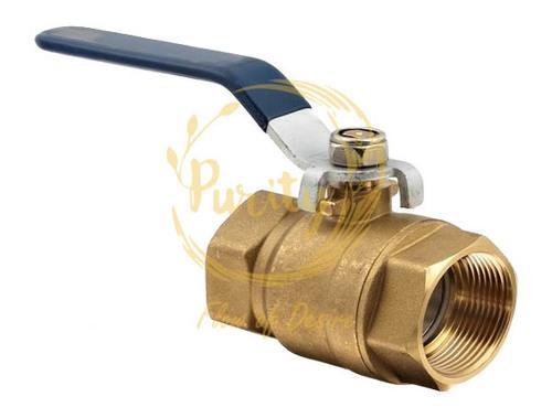 brass 3-4 forged ball valve