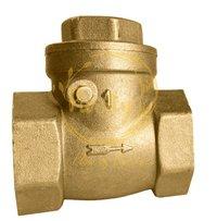 brass forged swing check valve 1 inch NRV