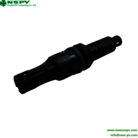 Recent PV4.0 Solar Fuse Connector Common Used Energy System Mounting Inline Fuse Connector male end