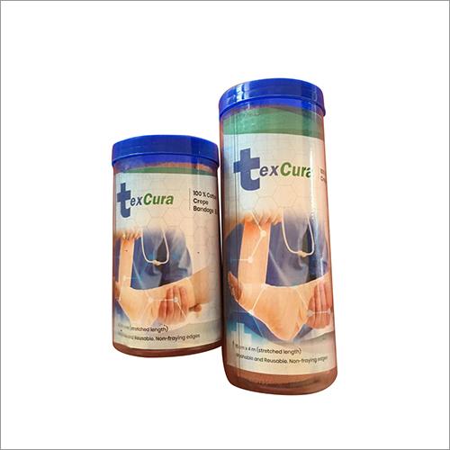 Tex Cura 100% Cotton Crepe Bandages