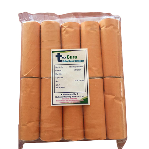 Tex Cura Rolled Leno Bandages